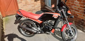 RD 125 LC (MK2 1986 EXCELLENT CONDITION) For Sale