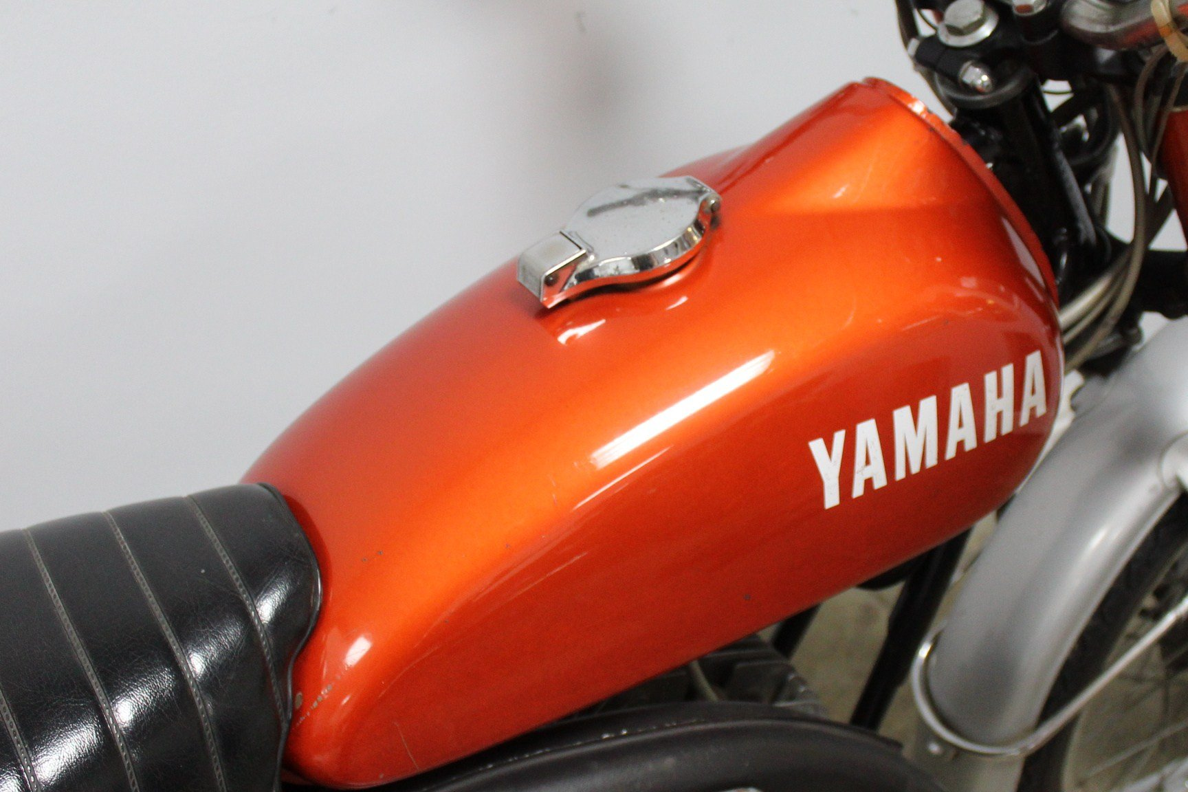 1972 Yamaha DT125 Two Stroke Trail Bike  SUPERB original  SOLD (picture 4 of 6)