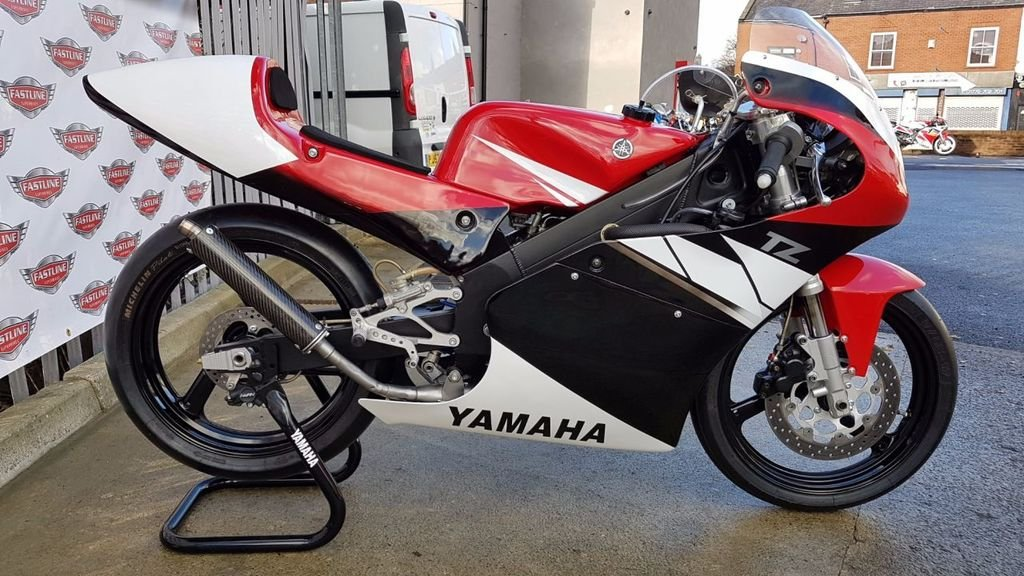 1995 Yamaha TZ125 4JT Road Racer Classic For Sale (picture 1 of 6)
