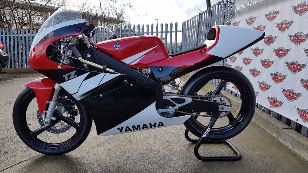 1995 Yamaha TZ125 4JT Road Racer Classic For Sale (picture 2 of 6)