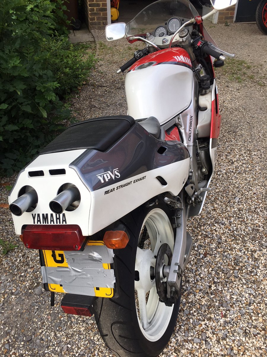 Yamaha TZR250 3MA 1989 For Sale (picture 6 of 6)
