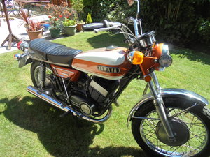 yamaha r5 350cc 1971 stunner For Sale