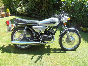 yamaha rd200 electric 1976 stunner For Sale