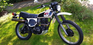 Yamaha XT500 1978 (Historic Vehicle)=deposit taken SOLD