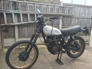 1981 Yamaha XT 500 For Sale