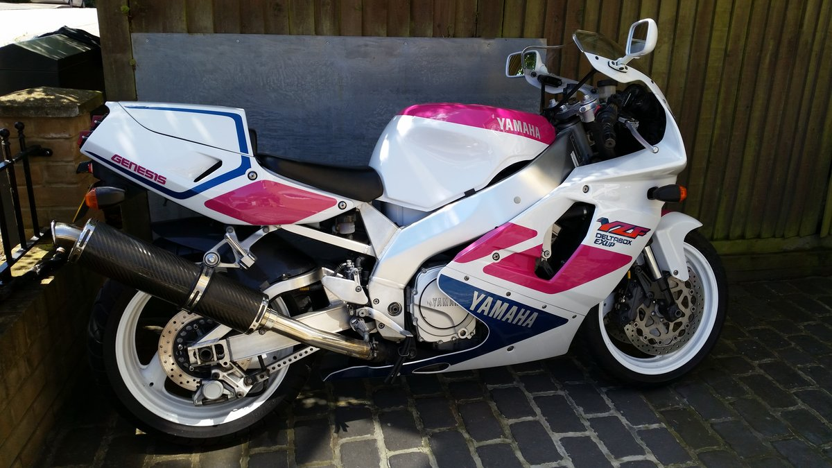 1997 Superb YZF 750R  For Sale (picture 1 of 4)