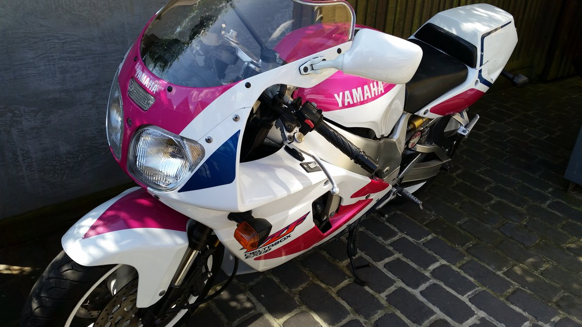 1997 Superb YZF 750R  For Sale (picture 4 of 4)