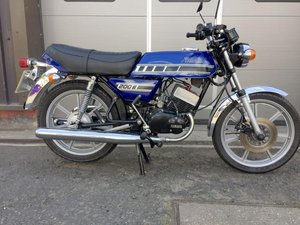 1980 Yamaha RD200DX For Sale by Auction