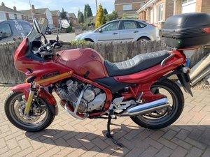 2001 Yamaha XJ600S Diversion