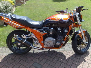 2000 Yamaha XJR Much loved and modded  SOLD