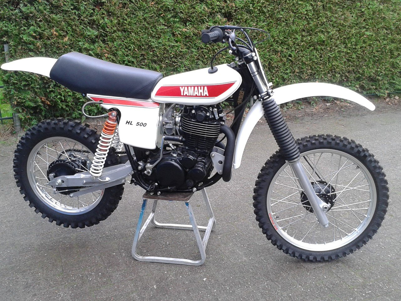 1978 Yamaha HL 500 For Sale (picture 1 of 4)