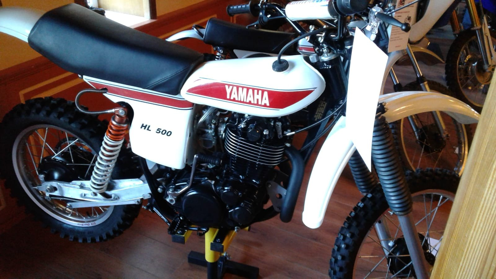 1978 Yamaha HL 500 For Sale (picture 4 of 4)