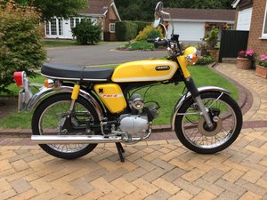1975 Yamaha FS1E- D For Sale