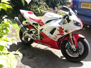 1998 Yamaha R1 4xv For Sale