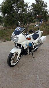 1992 Yamaha FZ750P