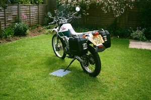 1995 Yamaha XT225 Perfect Little Adventure Bike SOLD
