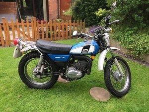 1974 Yamaha DT175 Enduro For Sale