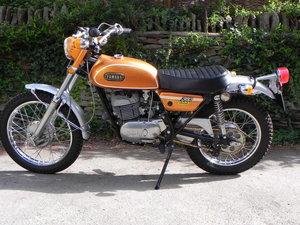 Yamaha RT1B - 360 Enduro - 1971