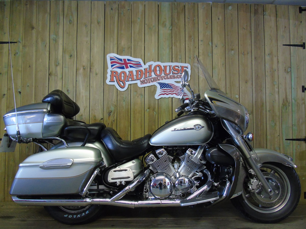 2002 Yamaha XVZ1300 Royal Star Venture Only 15,000 Miles  For Sale (picture 1 of 6)