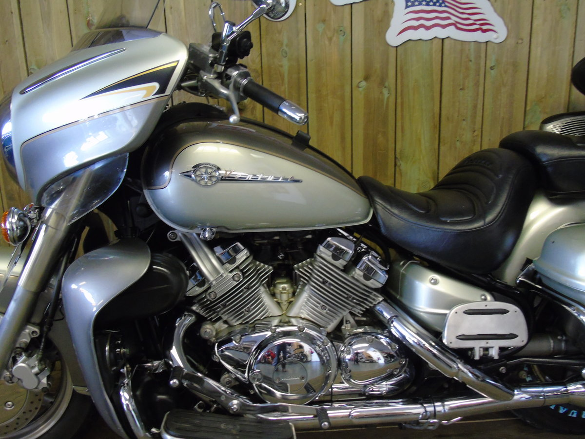 2002 Yamaha XVZ1300 Royal Star Venture Only 15,000 Miles  For Sale (picture 5 of 6)