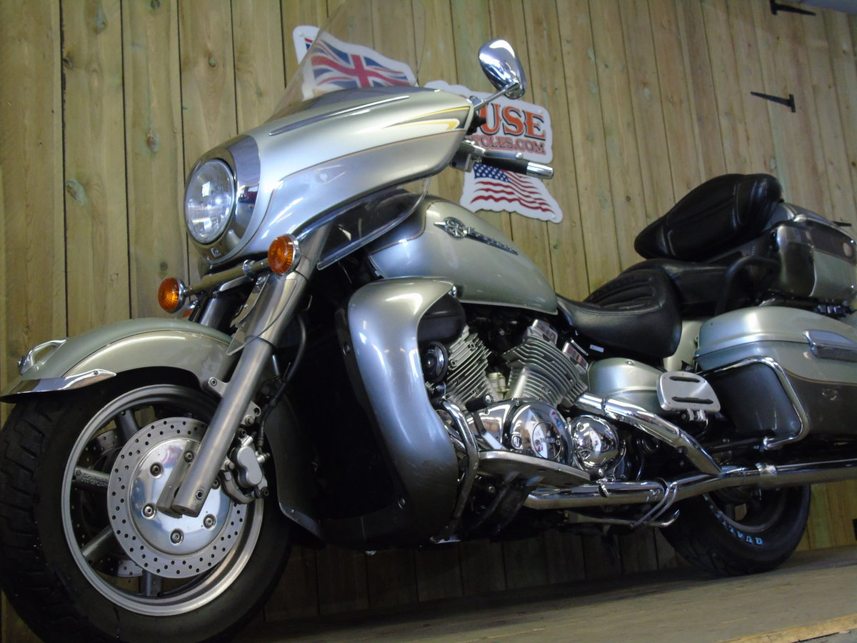 2002 Yamaha XVZ1300 Royal Star Venture Only 15,000 Miles  For Sale (picture 6 of 6)