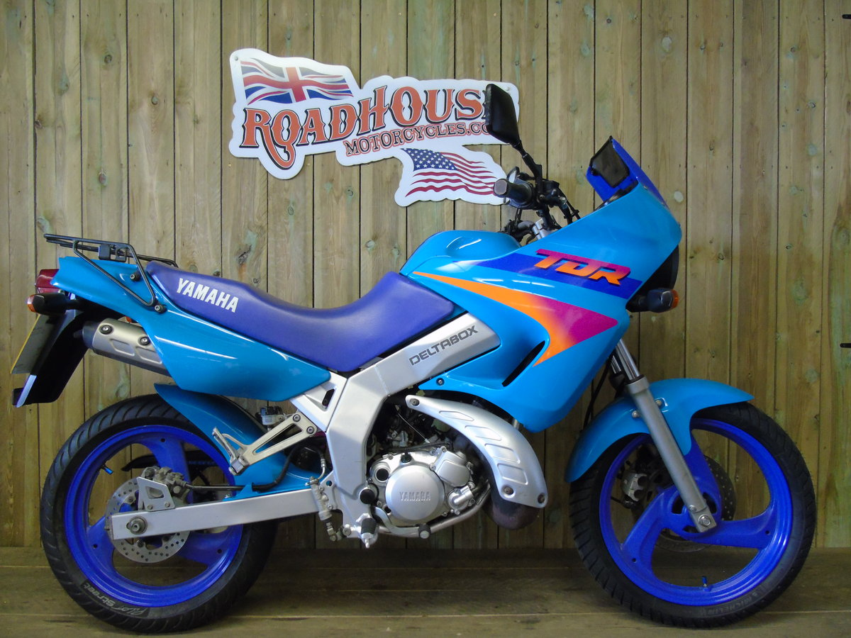 Yamaha TDR125 125cc 1993 Very Tidy Original Bike  For Sale (picture 1 of 6)