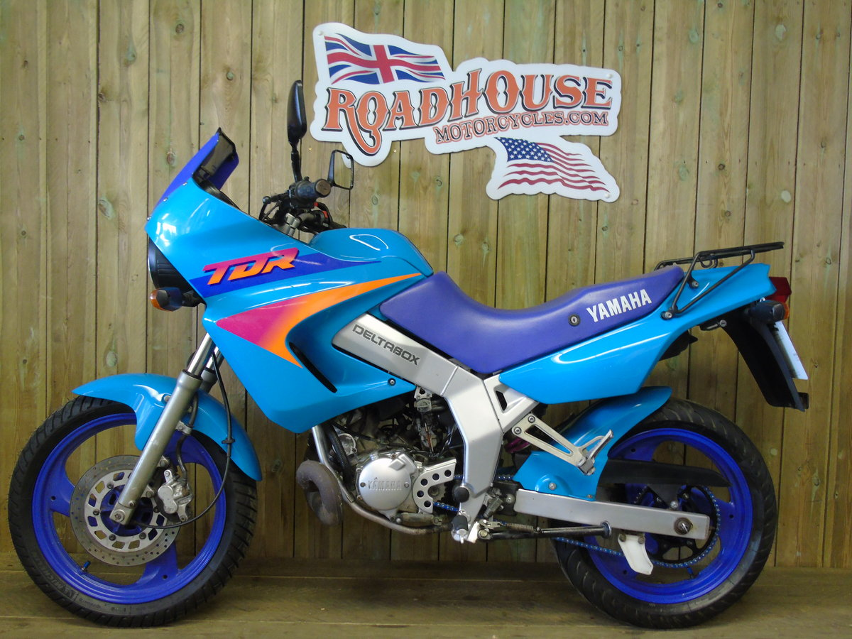 Yamaha TDR125 125cc 1993 Very Tidy Original Bike  For Sale (picture 2 of 6)