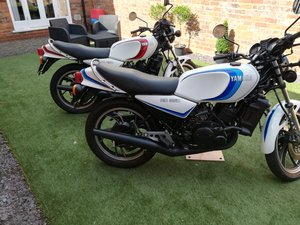 1981 Rare opportunity - RD350LC + RD250LC - full resto For Sale