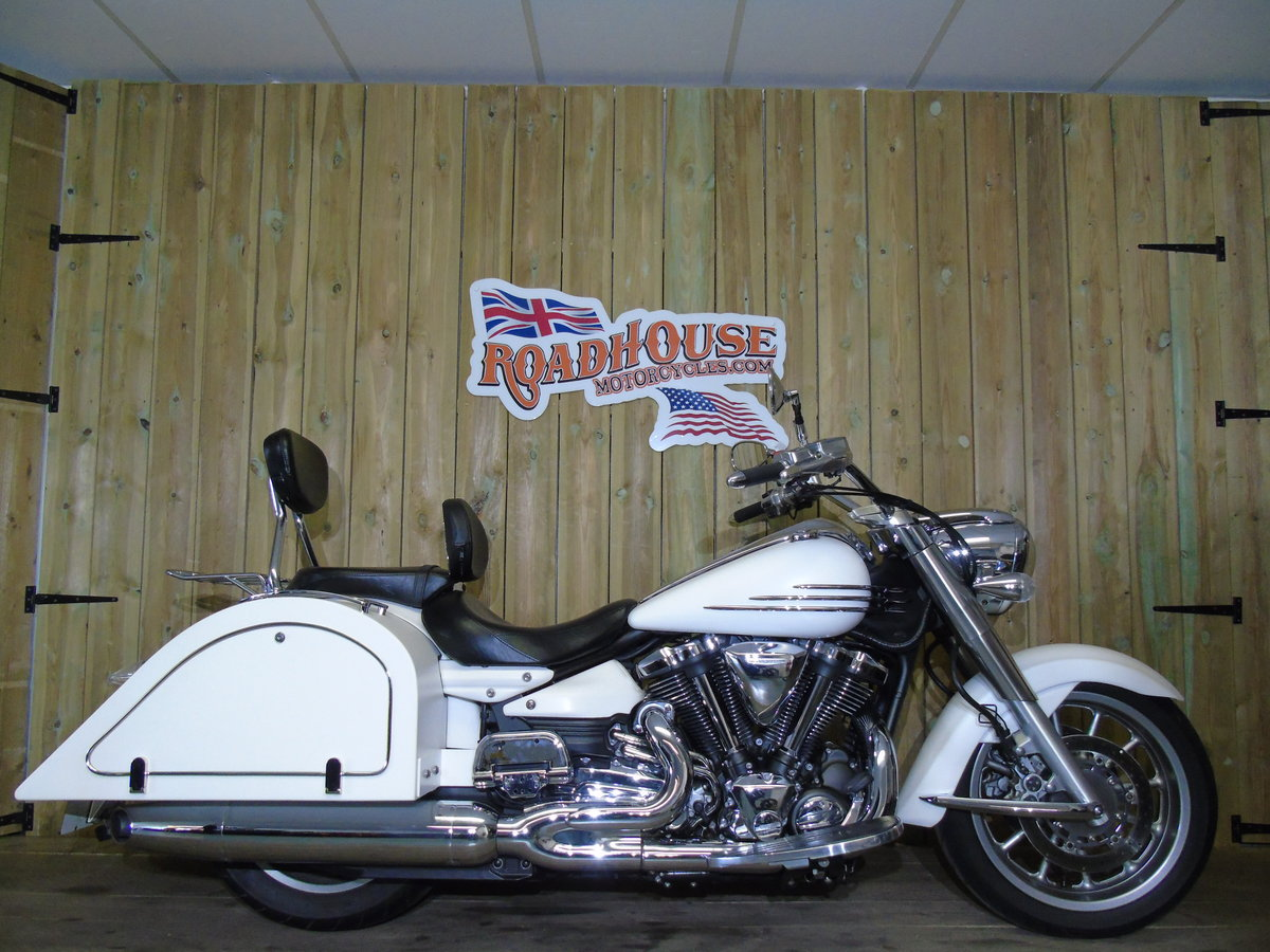 Yamaha XV 1900 A Midnightstar 2011 Only 4000 Miles From New For Sale (picture 1 of 6)