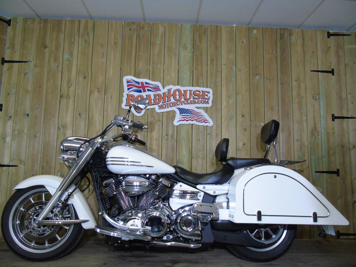 Yamaha XV 1900 A Midnightstar 2011 Only 4000 Miles From New For Sale (picture 2 of 6)