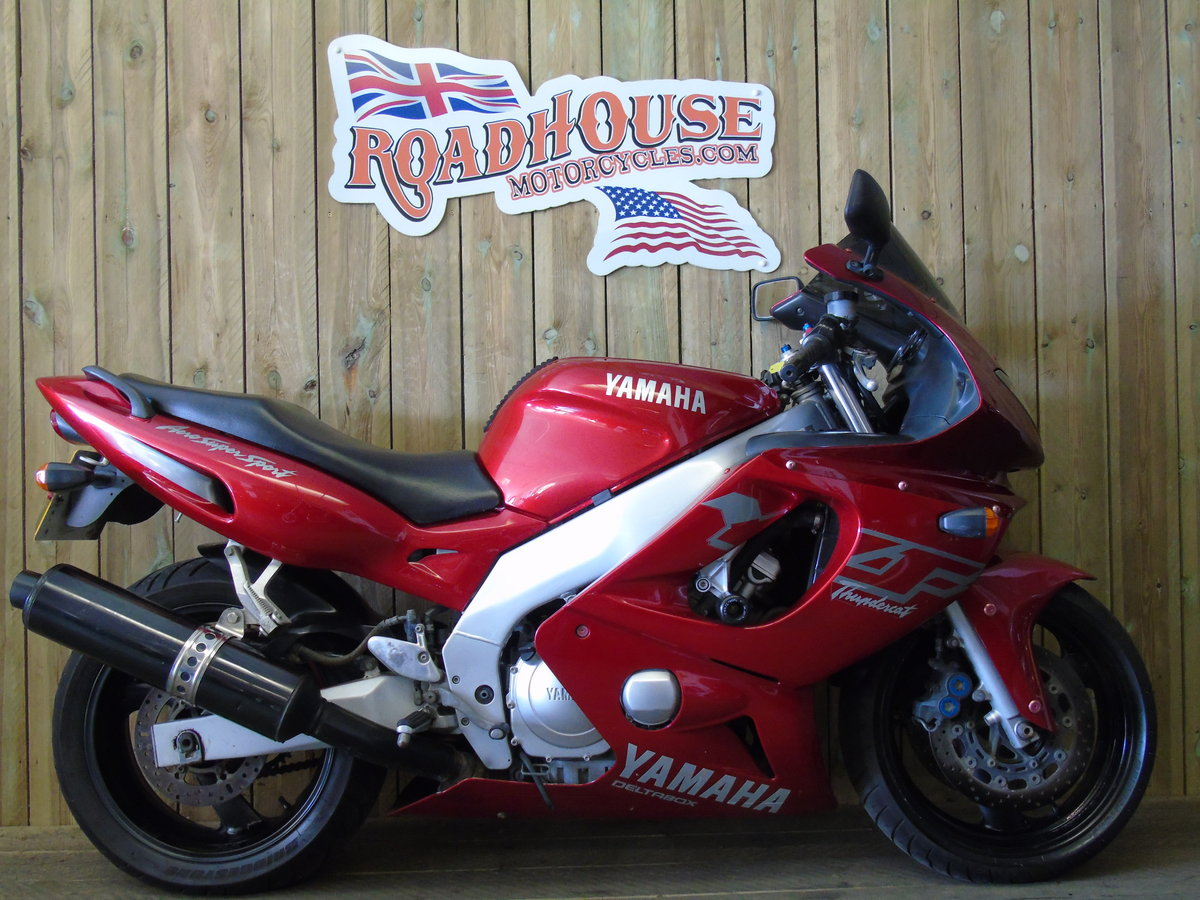 1999 Yamaha YZF 600 YZF600R Thundercat Full Service History For Sale (picture 1 of 6)