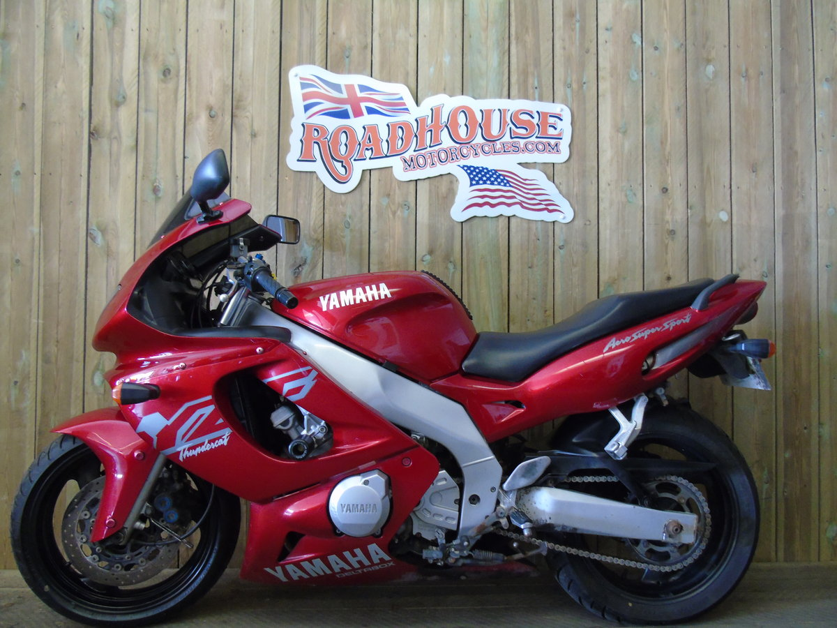 1999 Yamaha YZF 600 YZF600R Thundercat Full Service History For Sale (picture 2 of 6)