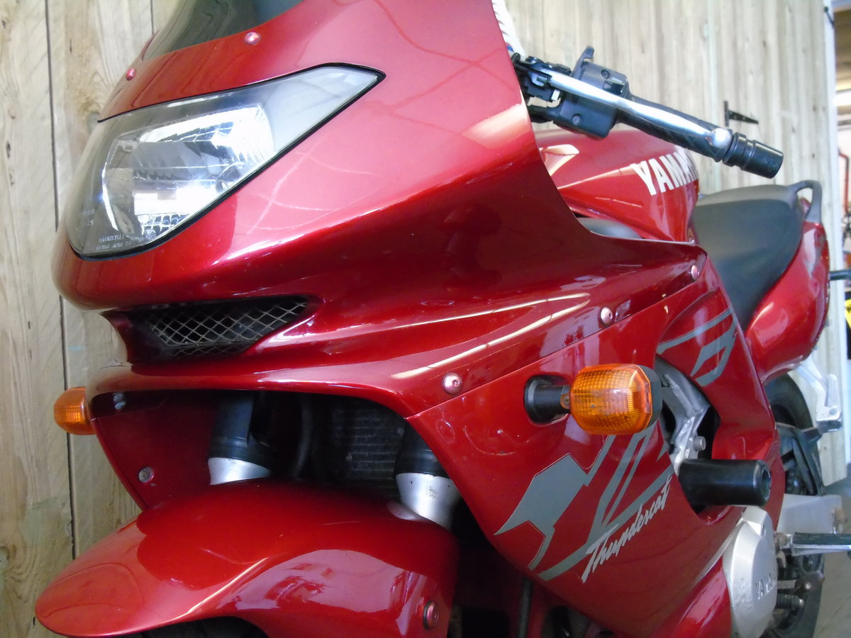 1999 Yamaha YZF 600 YZF600R Thundercat Full Service History For Sale (picture 6 of 6)