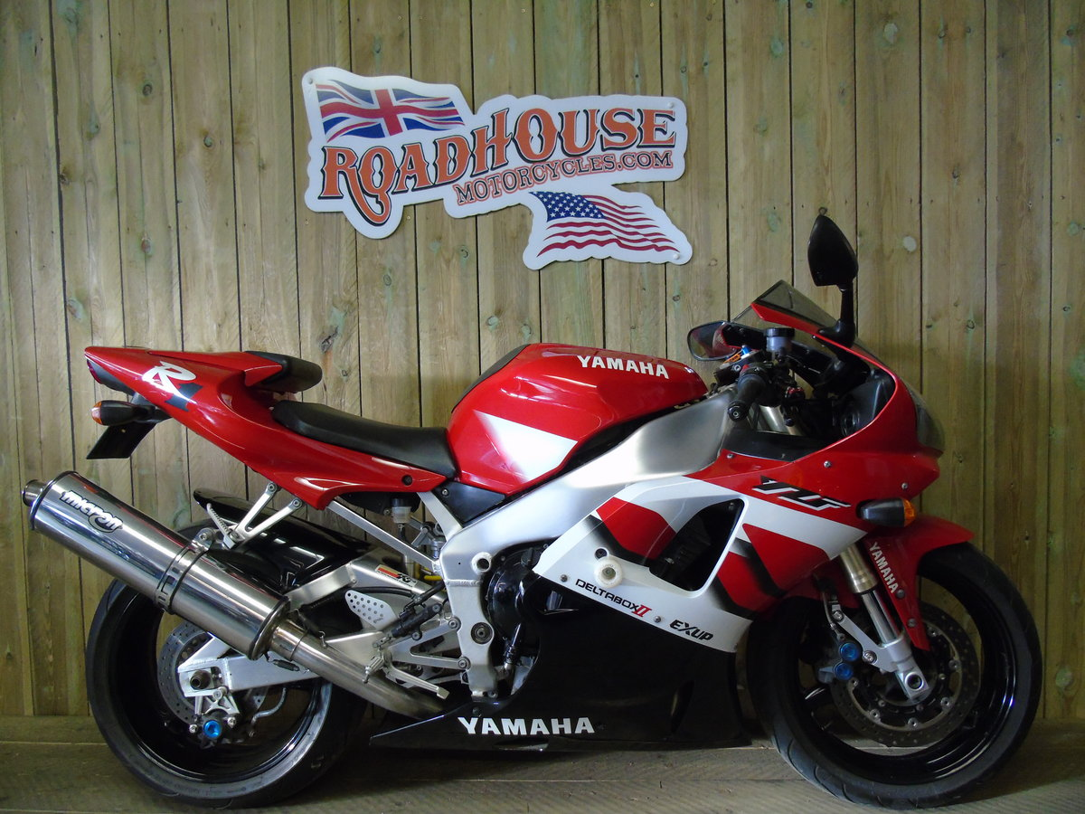 2000 Yamaha YZF R1 Low Miles Part exchange welcome * UK