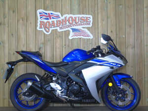 Yamaha YZF R3 2016 ABS One Owner From New Service History  For Sale