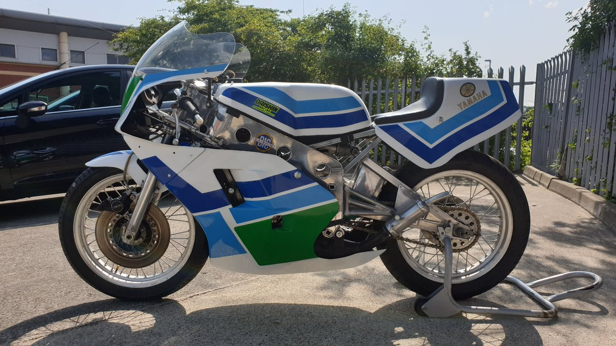 1984 Yamaha TZ250K Road Racer Classic For Sale (picture 2 of 6)
