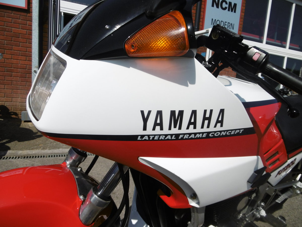 1986 YAMAHA FJ1200 Very original first of the line  For Sale (picture 3 of 6)