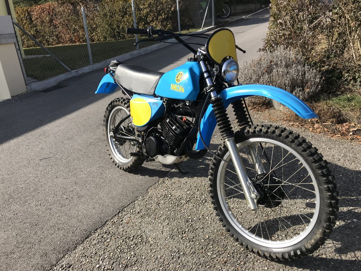 1978 Yamaha IT 175 For Sale (picture 1 of 6)