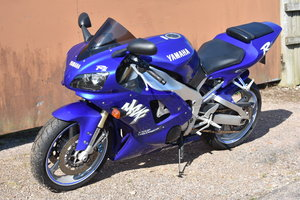 1998 Lot 110 - A Yamaha R1 4XV - 10/08/2019 SOLD by Auction