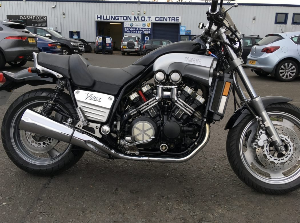 1995 Yamaha vmx 1200 full power For Sale (picture 1 of 6)