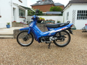 1997 Yamaha Mate 3 (155 miles from new) 1998