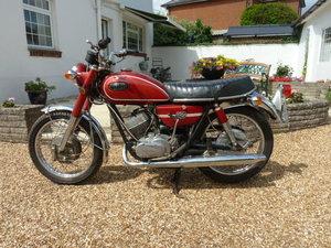 1970 Yamaha YDS6  250CC TWIN For Sale
