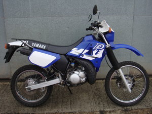Yamaha DT125R Low Mileage - 1998 - £2295 SOLD
