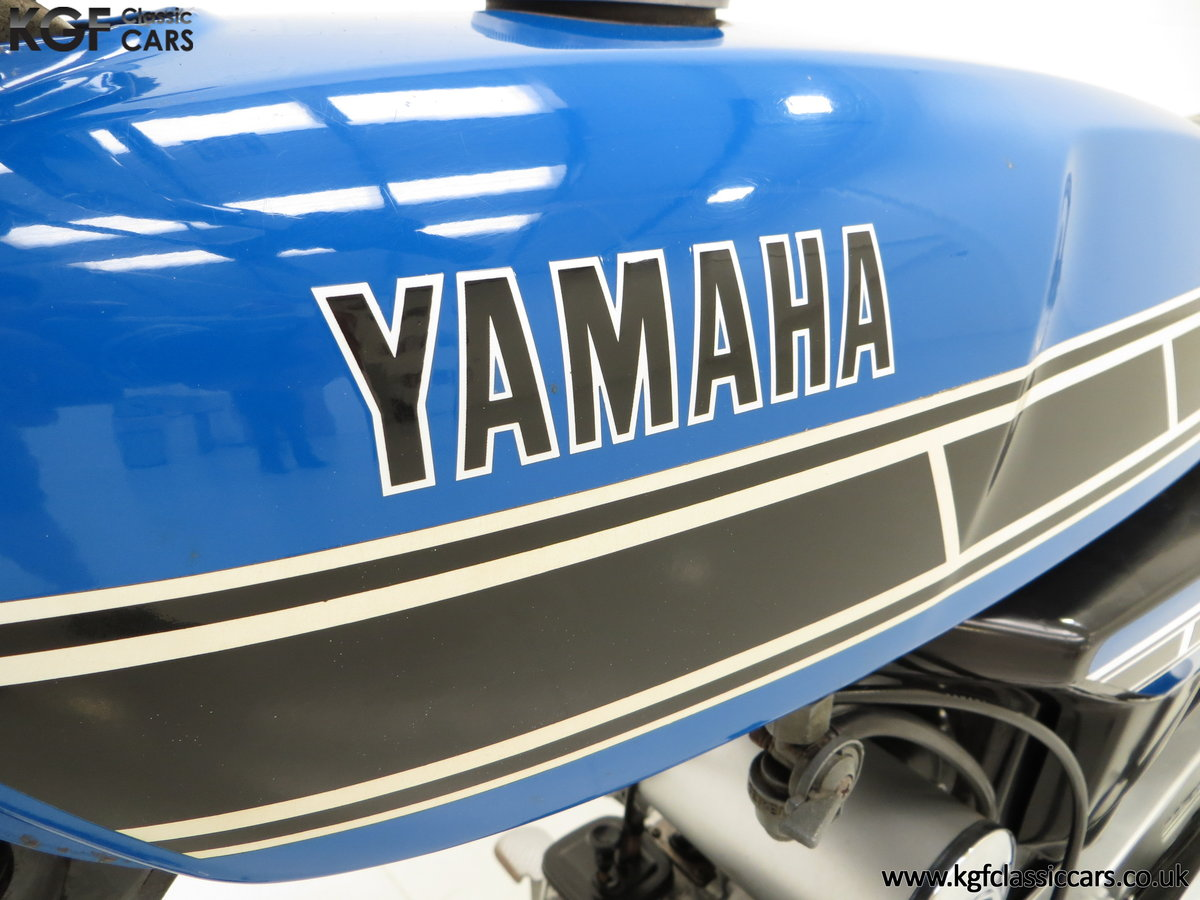 1977 An Outstandingly Original Matching Numbers UK Yamaha FS1-E For Sale (picture 6 of 6)
