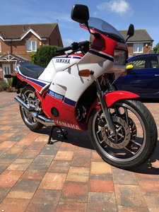 1986 Yamaha Rd350 ypvs F1 UK matching numbers