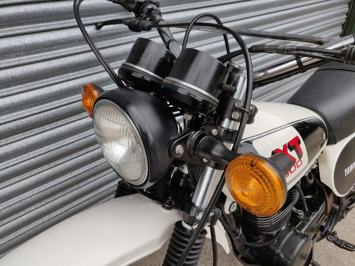 1979 1978 Yamaha XT500 UK Original bike. SOLD For Sale (picture 7 of 8)