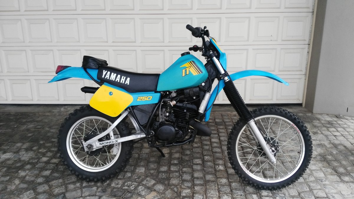 1982 Yamaha IT 250 For Sale (picture 1 of 6)
