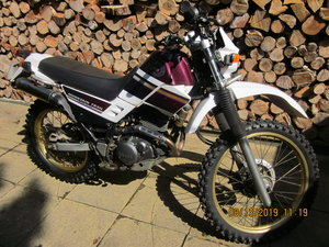 1996 Yamaha serow trail. For Sale