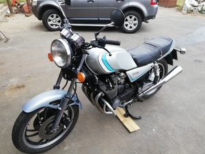 1982 Classic Yamaha XJ650 Genuine UK Model