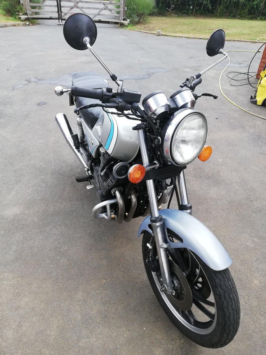 1982 Classic Yamaha XJ650 Genuine UK Model For Sale (picture 6 of 6)